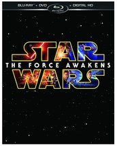 Star Wars: The Force Awakens (Blu-ray/DVD/Digital)