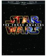 Star Wars: The Force Awakens (Blu-ray/DVD/Digital) - $14.95