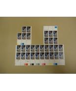 USPS Scott 2211 22c Duke Ellington Stamps Lot of 3 Plate Block 31 Stamps - $20.24