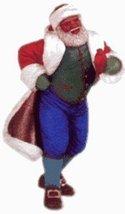 Joyful Santa QX6784 2000 Hallmark Keepsake Ornament - $6.19