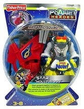 Fisher-Price Planet Heroes Star Metallic Hollywood - $47.00