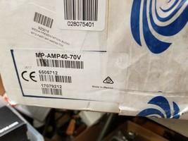 Crestron MP-AMP40-70V Media Presentation Audio Amplifier 70  Volt New Op... - $147.13