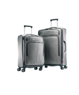 "Samsonite HiLite 2.0 2-Piece Spinner Luggage Set: 21"" & 27"" - $149.99"