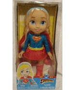 "DC Comics Supergirl DC Toddler Dress Up Doll 5 Piece Set 14"" 60994 *SEE ... - $28.21"