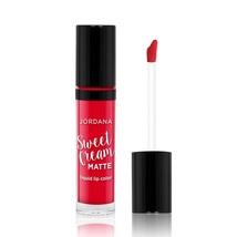 Jordana Sweet Cream Matte Liquid Lip Color 06 Cherry Cobbler - $73.59