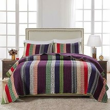Greenland Home Marley Quilt Set, Twin, Carnival - $140.61+