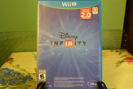 Disney Infinity -- 2.0 Edition (Nintendo Wii U, 2014) Game & Book Only N... - $6.92