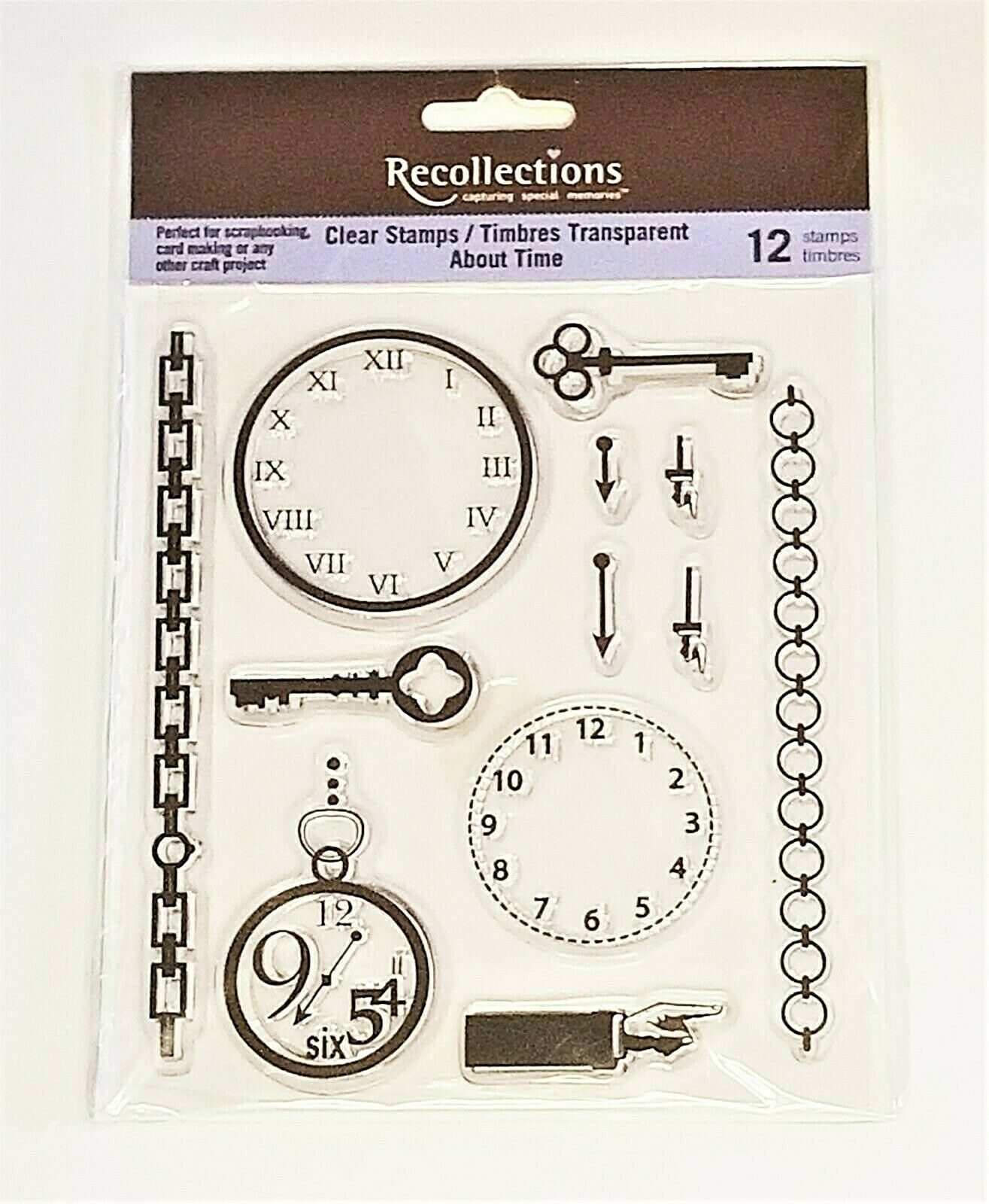 Recollections About Time Stamp Set #119925