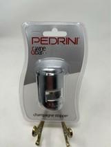 Pedrini Wine Champagne Bottle Stopper Bar Ware Accessory Italian Design - $5.93