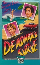 Dead Man's Curve- The Jan & Dean Story DVD,Mike Love,Wolfman Jack, Dick ... - $9.99