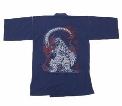 Godzilla Jinbei NAVY From Japan Toho M Size New - $144.56