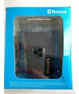 NEW Philips BT100B/37 Wireless Mini Compact Portable Black Bluetooth Spe... - $12.86