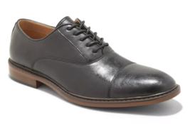 Colgante & Co Hombre José Negro Piel Sintética Oxford Tapa Punta De Zapatos 13