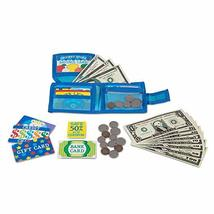 Melissa & Doug Pretend-to-Spend Wallet - $11.50