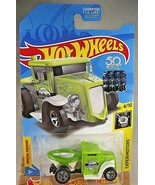 2018 Hot Wheels Factory Set Kroger Exclusive Experimotors GOTTA GO Green... - €11,40 EUR