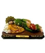 "5"" St Joseph Sleeping Statue Figurine Catholic Religious Gift San Jose D... - $13.74"