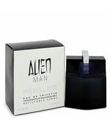 Alien Man by Thierry Mugler Eau De Toilette Refillable Spray 1.7 oz for Men - $41.92