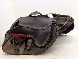 1994 1995 Harley Davidson Dyna Fxds Convertible Saddlebags Saddlebag Left Right - $349.95