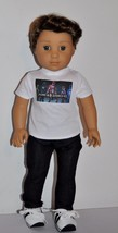 DOLL CLOTHES CUSTOM MADE FOR AMERICAN GIRL DOLL... - $11.69