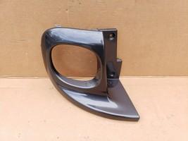 2014-16 Fiat 500L Rear Bumper Tail Light Corner Cap Trim Driver Left LH image 2