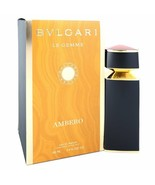 Bvlgari Le Gemme Ambero Eau De Parfum Spray 3.4 Oz For Men  - $311.81
