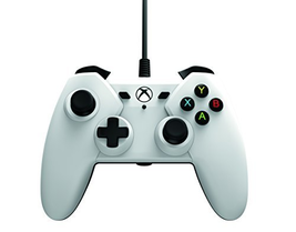POWER A WIRED CONTROLLER FOR XBOX ONE - WHITE - Xbox One - $21.78