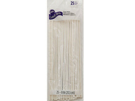 "Wilton Candy Melts Treat Sticks, 25 Count, 8"" #1912-9320 - $2.99"