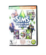 The Sims 3 Starter Pack 3 Games In 1 Late Night High-End Loft Stuff PC G... - $16.82