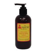 The Naked Bee Pomegranate &  HONEY Natural Hand & Body Lotion 8 oz. Pump... - $16.94