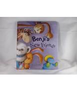 Parragon Children's Book - New - Benji's New Friends - $9.49