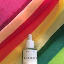 H E R B I V O R Emerald Hemp Facial Oil 10ml