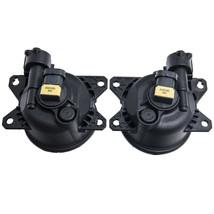 2pcs Fog Light Lamp w/ Bulbs kit Front Driver&Passenger For Honda Civic 16-19 - $37.76