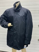 Michael Kors Parker Waterproof Car Coat Black XL  - $66.63