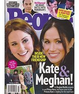 People Magazine February 12, 2018 Kate & Meghan [Single Issue Magazine] ... - $5.93