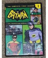 Batman Télévision Série Complet Première Saison DVD Adam West - $16.48