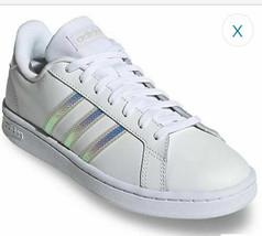 Adidas Grand Court Women's Tennis Sneaker Shoes FW3734 White Sz 8 8.5 9 9.5 10 - $49.95