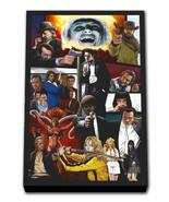 The Tarantinoverse - Mounted Canvas (various sizes) - $29.99+