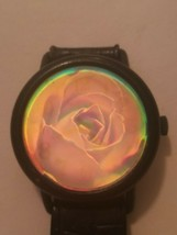 Vintage 1980s 3-D Arts quartz watch - $40.59