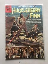 Four Color (1942 Series 2) #1114 Huckleberry Finn FN Fine - $19.80