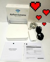 Apple A1408 AirPort Extreme Base Station 5th Gen 802.11n Wireless Router WORKS! - $31.46