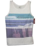 Arizona Graphic Tank Top White Pier New Size S, M, L, XL, XXL Msrp $24.00 - $8.99