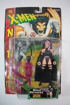 Toy Biz Marvel X-Men Ninja Psylocke w/Extending Power Sword Action Figure 1996 - $14.80