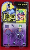 Kenner The Joker Snapping Jaw Legends of Batman 1994 Figure Super Villian mego - $5.99