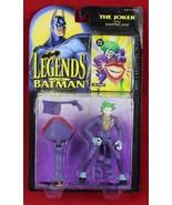 Kenner The Joker Snapping Jaw Legends of Batman 1994 Action Figure Super... - $9.99