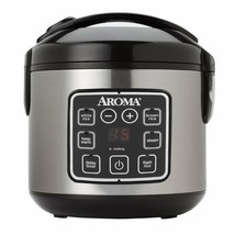 Programmable Easy to Use Digital Controls Cooker with Food Steamer BRAND... - $48.20
