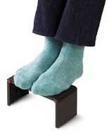 Back Relax Folding Travel Airplane Foot Rest BackRelax - £19.43 GBP
