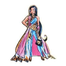 Aladdin Disney Lapel Pin: Couture Jasmine - $35.00