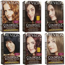 Revlon ColorSilk Beautiful Color Permanent *Choose Your Color *Twin Pack* - $10.50