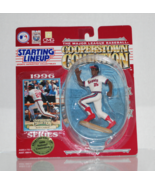 Rod Carew #29 1996 Starting Line Up MLB Angels Figure & Card by Kenner - $4.99