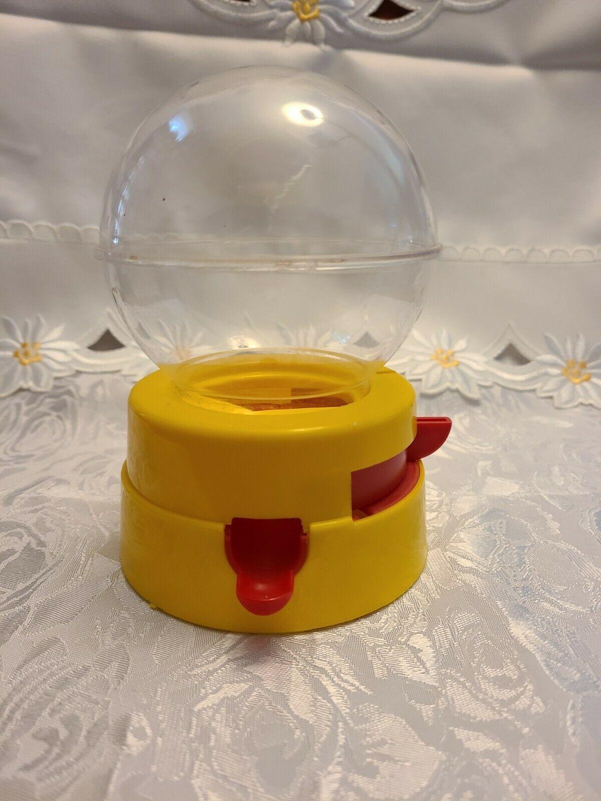 Vintage Superior Toy Plastic Gumball Machine Works